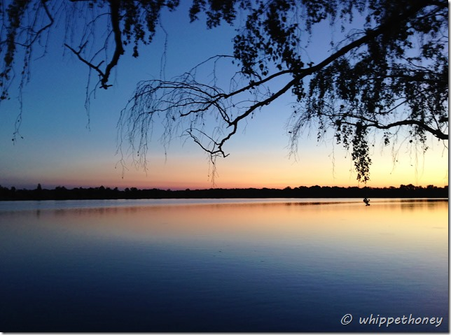 abendliche Ruhe auf dem See © photo by whippethoney